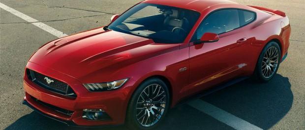 Nya Ford Mustang blir din för 320 500 kronor
