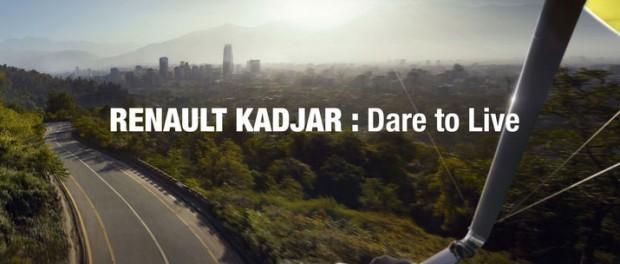 Renaults nya modell heter Kadjar