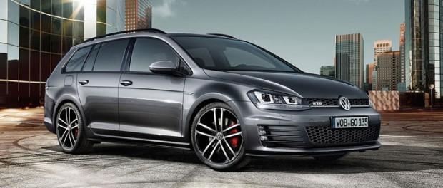 Volkswagen presenterar Golf GTD i kombiutförande