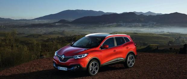 Renault presenterar Kadjar