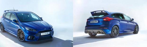 Nya Ford Focus RS läcker ut