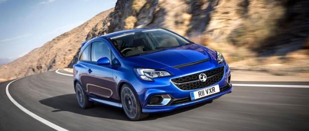 Nya Opel Corsa OPC läcker ut