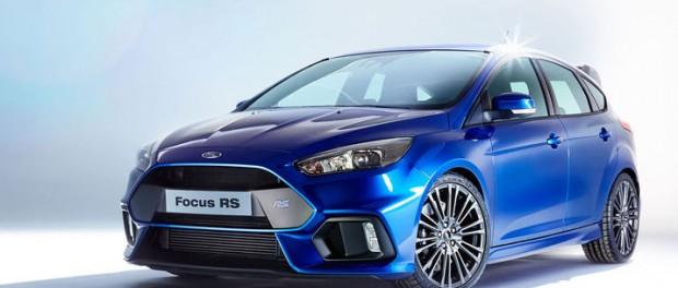 Nya Ford Focus är här och den är fyrhjulsdriven