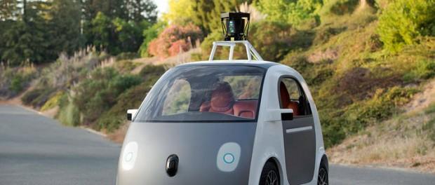 Google startar taxitjänst med robotbilar?