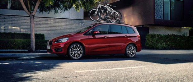 BMW 2-serie Active Tourer växer
