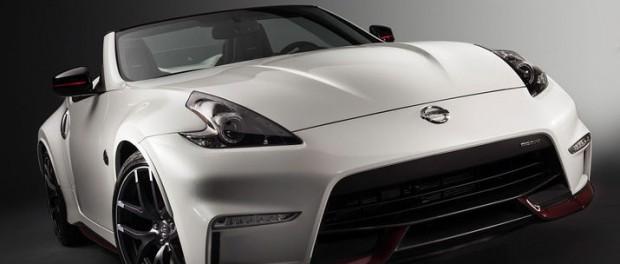 Nissan 370Z Nismo tappar taket