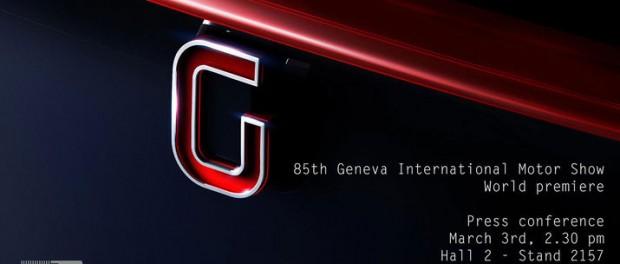 Italdesign Giugiaro presenterar nytt i Genève