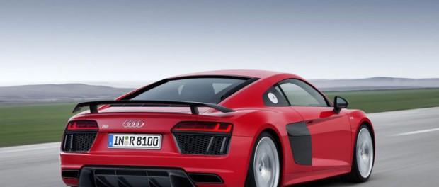 Nya Audi R8 är officiell
