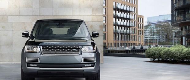 Den lyxigaste Range Rovern som någonsin har byggts