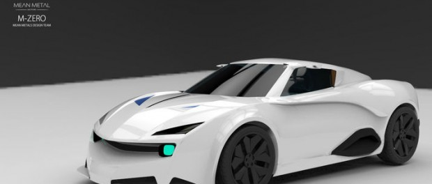 Mean Metal Motors visar planer på Indiens första superbil