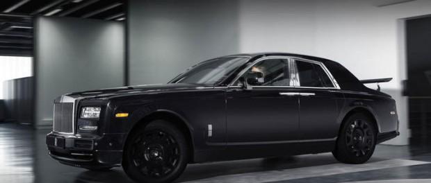 Rolls-Royce visar upp Project Cullinan