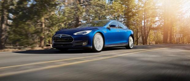 Ny instegsmodell från Tesla