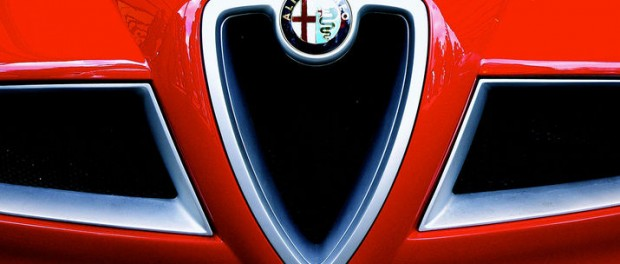 Alfa Romeo presenterar nya motorer