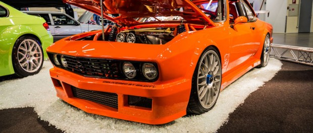 Besöksrekord på Bilsport Performance & Custom Motor Show