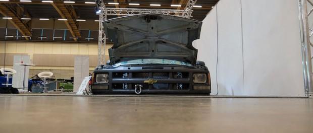 Bilder från Bilsport Performance & Custom Motor Show del 2