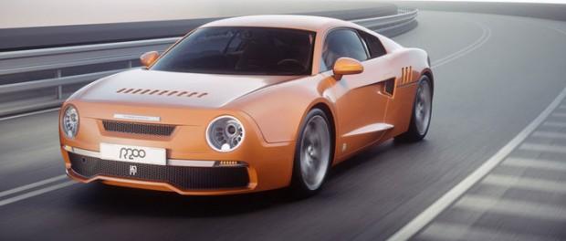 R200 Non-Fiction är en Audi R8 byggd för att fira en klassisk Skoda