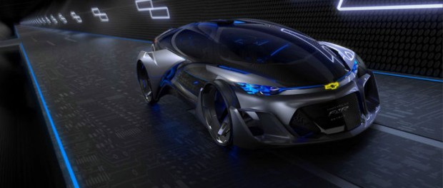 Galet koncept från Chevrolet