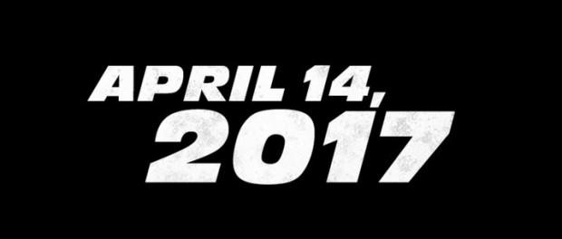 Premiärdatum för Furious 8