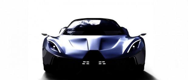 Las Vegas-baserade PSC Motors har 1 700 hästar stark superbil på gång