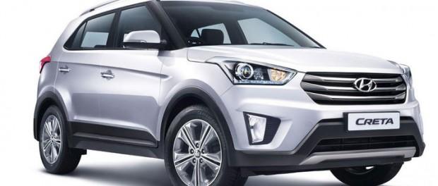 Hyundai presenterar lillsuven Creta
