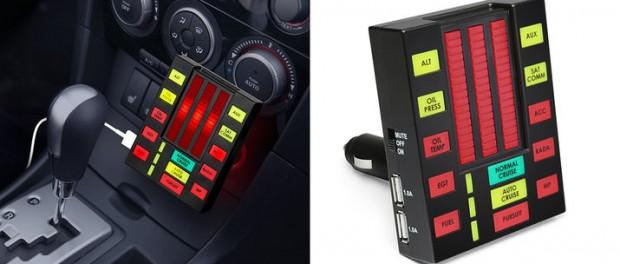 Gör din bil lite smartare med K.I.T.T. USB Charger