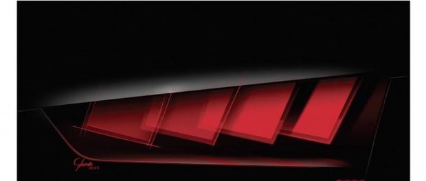 Audi visar ny ljusteknik på Frankfurt i höst