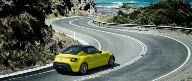 S-FR – ny instegssportbil från Toyota