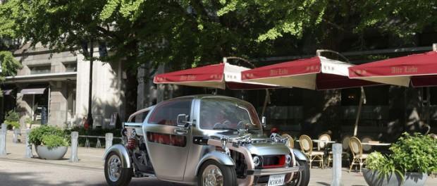 KIKAI – helgalet koncept från Toyota