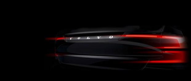 Teknikens Värld livesänder från Volvo S90-presentationen