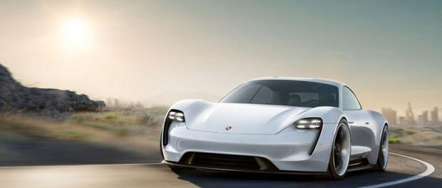 Porsche bekräftar att Mission E blir av