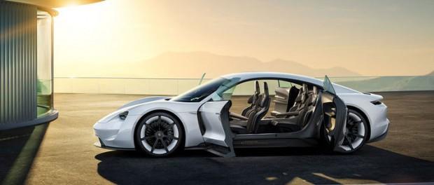 Porsche-anställda går ner i lön för att Mission E ska bli verklighet
