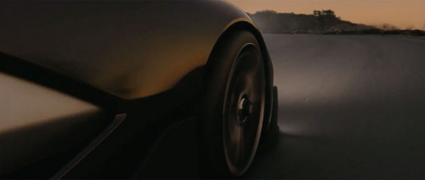 Faraday Future släpper teaser för sin elbil