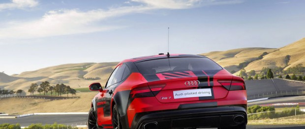 Audi: självkörande bilar är fortfarande 10 år bort