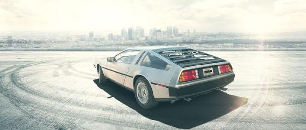 DeLorean DMC-12 kommer tillbaka till framtiden