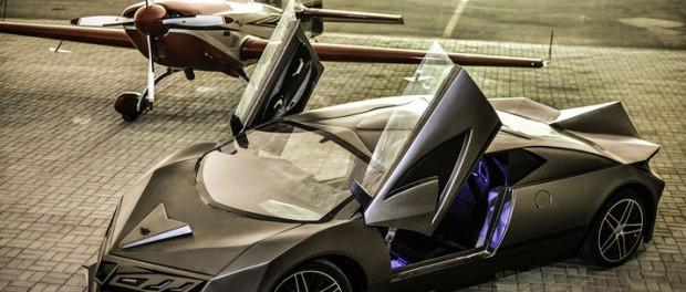 Qatar visar upp sin första superbil – Elibriea