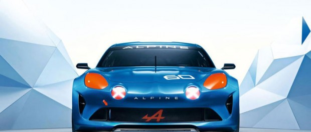 Renaults nya Alpine presenteras 16 februari