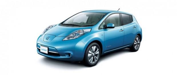 Nissan Leaf går att hacka
