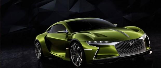 DS Automobiles visar eldriven sportbil