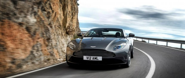 Aston Martin DB11 presenterad i Genève