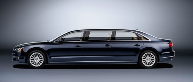 Audi A8 – nu med sex dörrar