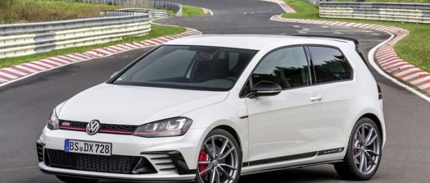 Volkswagen Golf GTI Clubsport S är här