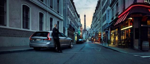 Här är bilderna från Volvos Zlatankampanj