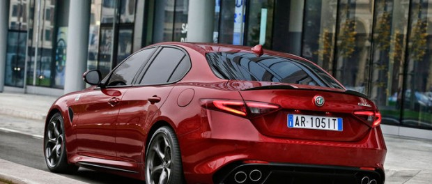 Svenska priser klara för Alfa Romeo Giulia