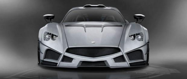 Mazzanti Evantra Millecavalli – Italiens starkaste superbil