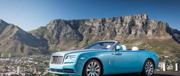 Rolls-Royce  öppnar showroom i Stockholm