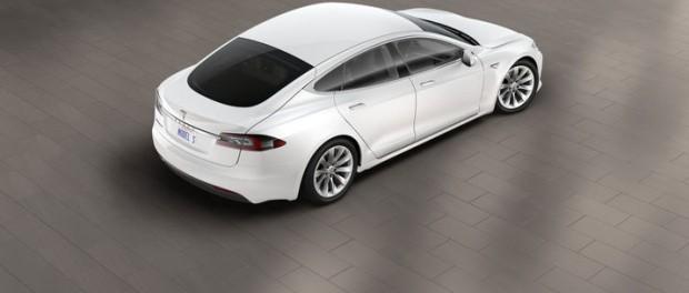 Tesla släpper ny instegsmodell av Model S