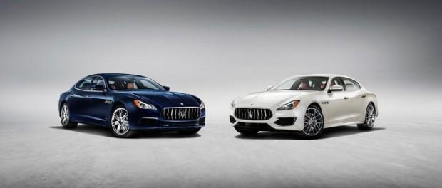 Maserati lyfter Quattroporte