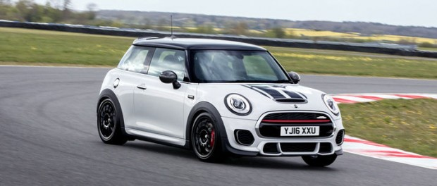 Mini presenterar ännu hårdare John Cooper Works