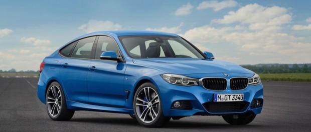 BMW lyfter 3-serie GT