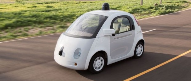 Google har lärt sin självkörande bil att tuta